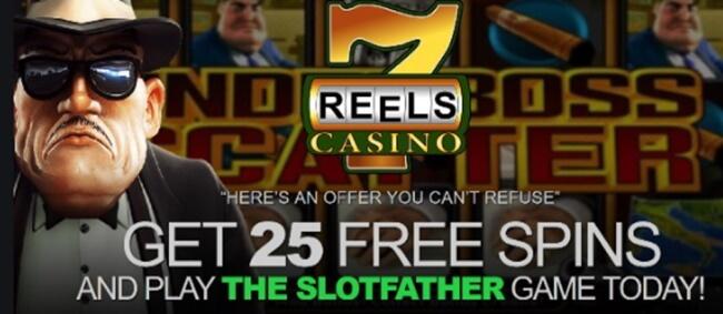 7 Reels Casino App