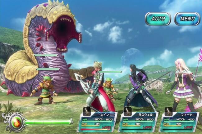 Final Fantasy- Brave Exvius