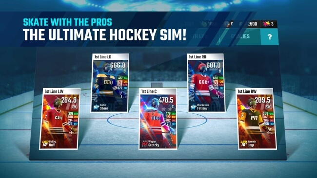 Franchise Hockey 2019