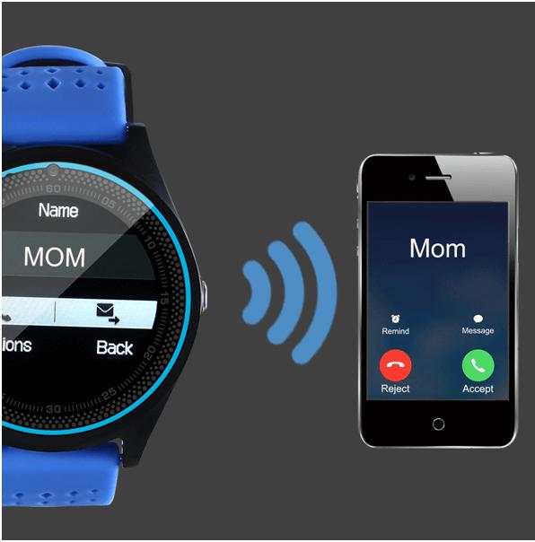 Emergency call in Samsung