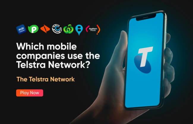 Most popular Telstra network phone plan