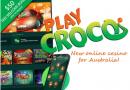 Play Croco- samsung casino