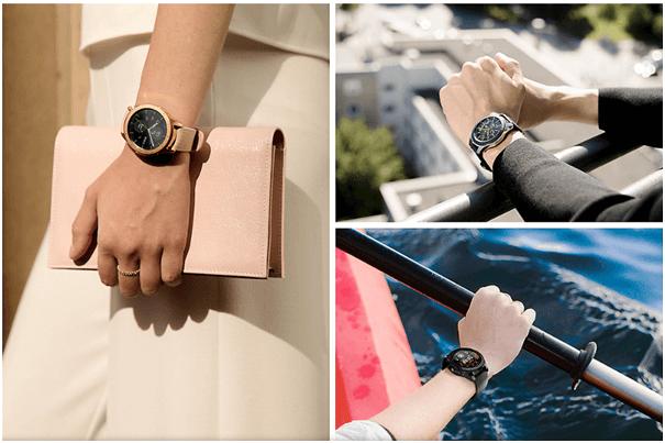Samsung Galaxy Watch- Features