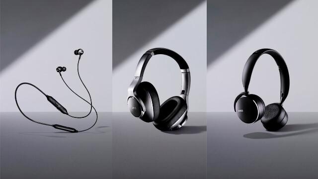 Samsung Releases three New AKG Wireless Headphones