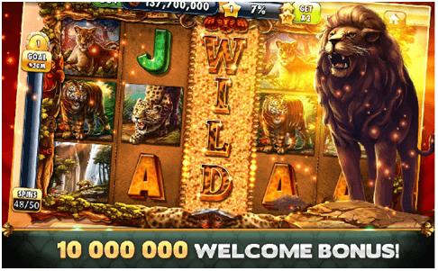 Casino Slot Machines App