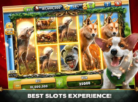 Slot Machines App