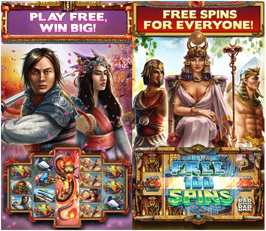 Slots Huuuge Casino App