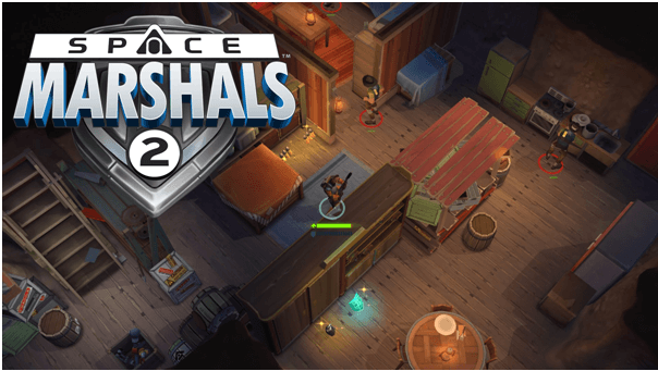 Space Marshalls 2 game app