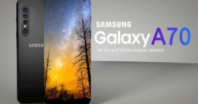 Samsung's Galaxy A70 – A Powerful Mid-ranger